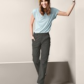 Функциональные брюки DryActive Plus, расстегиваются на молнии от Tcm Tchibo, размер 40