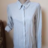 Дуже гарна подовжена рубашка в ідеальному стані, 10% знижка на УП