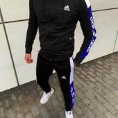 2 цвета !! Мужской спортивный костюм Adidas