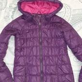Куртка деми удлиненная 164р