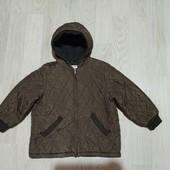 Шикарная стёганая куртка Bonpoint, сост. новой.