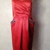ЛоВиЛоТы! вечернее красное платье Et Vous