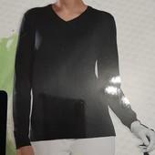 Функціональний джемпер/ пуловер з шерсті меріноса. Європейський розмір Л 44/46