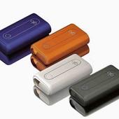 Устройство для нагревания табака. GLO hyper. цвет  черный и синий. один на выбор.