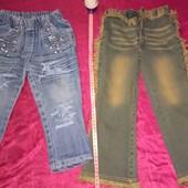 Супермегалот на весну. Все джинсы одним лотом!!! От 2 до 5 лет.