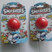Игра zuru smashers smash balls - спортивная серия 1, в лоте один