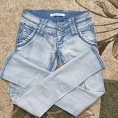 Собирай лоты) экономь на доставке)Крутые модные стильные джинсы для девочки 11-15 лет