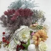 Набор для творчества , цветы, лента, декор
