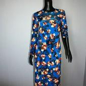 Качество! Стильное миди платье от Zara в новом состоянии