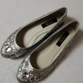 ЛоВиЛоТы! Праздничные туфельки Assos , стелька 23,5 см