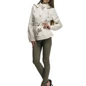 Куртка-Плащ светло-бежевый mirage-mv размер S (44)