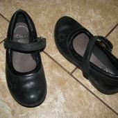Туфельки в школу от Clarks 31 размер