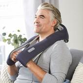 Массажер шиацу для шеи, плеч, спины, живота, верхней и нижней части ног Silver crest Германия