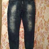 джинсы джогеры р. 16