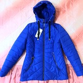 Куртка демисезон 46-48 (M-L) электрик