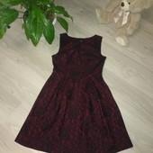 Платье р.12 в идеальном состоянии