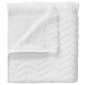 два махровых полотенца от miomare.