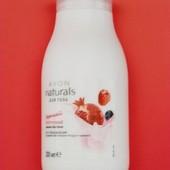 Йогуртовый лосьон для тела с ароматом лесных ягод и граната (200 мл)