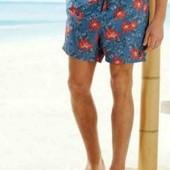 livergy.пляжные шорты с подкладкой 5Мзамеры