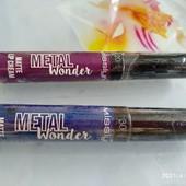 Misslyn Metal Wonder Matte Lip Cream, оригинал , срок вышел, новый, запечатанный