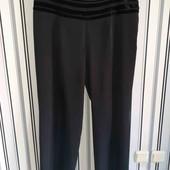 Чорні брюки  Tuzzy з гарною вставкою на поясі,(Пот -47;Поб -61-67)