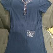 халат и 2 пижамы одним лотом на наши 54-56р