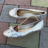 туфли балетки Италия