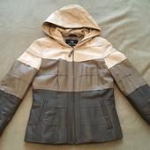 Кожаная куртка М-Л