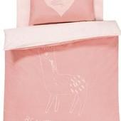 Двухсторонний детский коплект постельного белья 3 предмета, под.100*135. прост.130*65