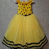 Плаття для вашої красуні на 6-7 років. В ідеалі.