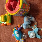 Малышвые игрушки