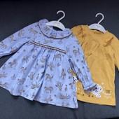 Два миленьких платья для девочки