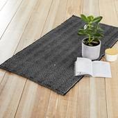 Оригинальный и качественный большой коврик 67x120см из износостойкого хлопка Meradiso Германия