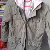 Куртка рост 110 в идеале.