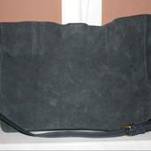 ♥️♥️♥️Zara! Оригинальная сумка, натуральный замш!♥️♥️♥️