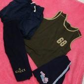 Пакет одягу на 3-4 роки