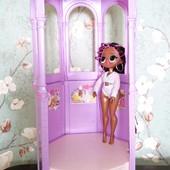 Большая беседка для Барби, с удобной нишей снизу, 55×25 см.Оригинал от Mattel!