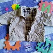 Куртка Next деми как новая