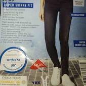 esmara.стильные стрейчевые super skinny. fit 40+6