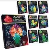 """Набор для проведения опытов """"Magic Crystal"""