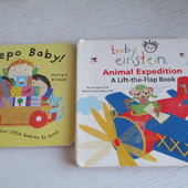 Детские книги на английском языке с потайными окошками
