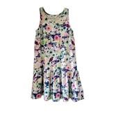 Платье, 100% хлопок, 5-6 лет