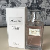 Christian Dior мiss Dior Brume Soyeuse pour le Corps 100мл