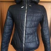 Куртка. холодная весна, размер S. Bershka. состояние отличное