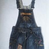 Качество! Стильный комбинезон/юбкой от Bonny Jeans