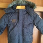 Kуртка, весна, р. 18 месяцев 86 см, Creeks. состояние отличное
