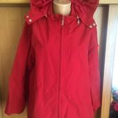Куртка, ветровка, p. XL. Casual woman. состояние отличное
