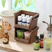 Пластиковый органайзер\контейнер\бокс\коробка для хранения косметики, канцтоваров, специй, лекарств