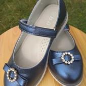 •●❤●• Стильные нежные туфли 36р. Маломерят
