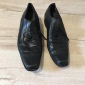 Кожа туфли 42